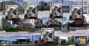 TNT Postzegel Eindhoven